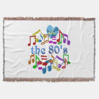 Couvertures J'aime les années 80