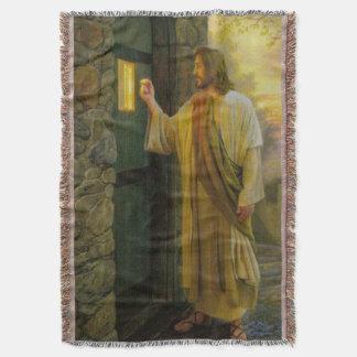 Couvertures Jésus à votre cru de porte