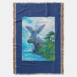 Couvertures Loup à ailes par bleu