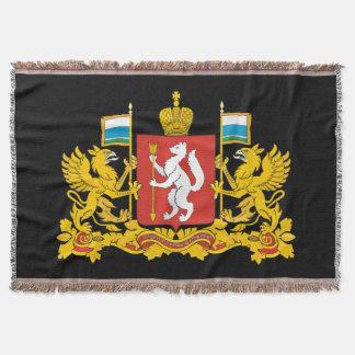 Couvertures Manteau des bras de l'oblast de Sverdlovsk