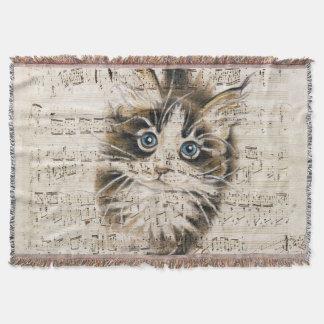 Couvertures Musique de Kitty de ragondin du Maine