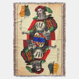 Couvertures No. du 19ème siècle 1 de carte de tarot
