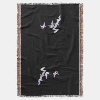 Couvertures Océan d'animaux de faune d'oiseaux de pélican