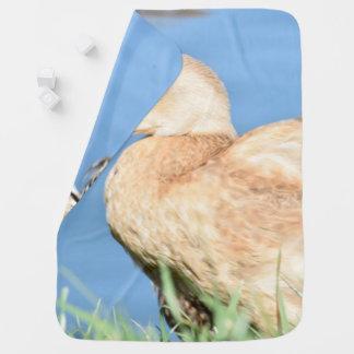 Couvertures Pour Bébé Canard brun clair