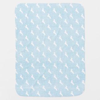 Couvertures Pour Bébé Copie bleue de teckel