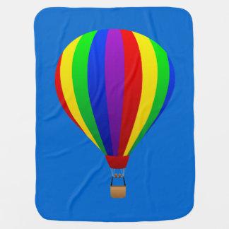 Couvertures Pour Bébé couverture chaude de ballon à air