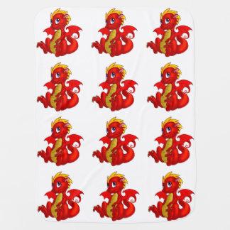 Couvertures Pour Bébé Dragon de bébé