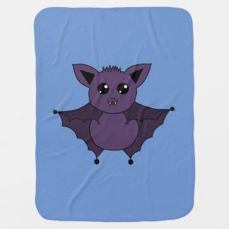 Couvertures Pour Bébé Jac le vol de chauve-souris par nuit