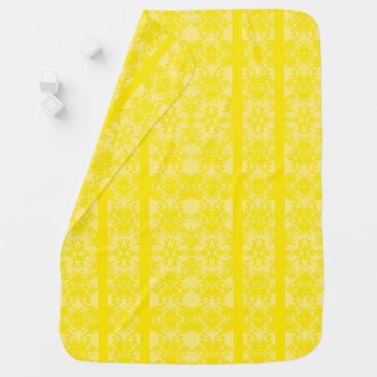 Couvertures Pour Bébé jaune