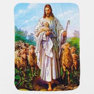 Couvertures Pour Bébé Je suis le bon 10:7 de John de berger - 21