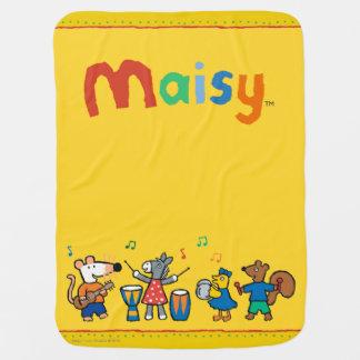 Couvertures Pour Bébé Jeu de Maisy et d'amis dans la bande