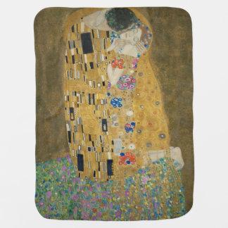 Couvertures Pour Bébé Le baiser - Gustav Klimt