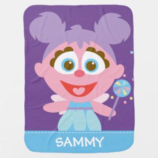 Couvertures Pour Bébé Le bébé d'Abby Cadabby   ajoutent votre nom