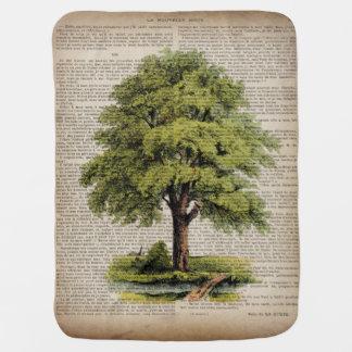 Couvertures Pour Bébé Le dictionnaire du jour de la terre ECO imprime le
