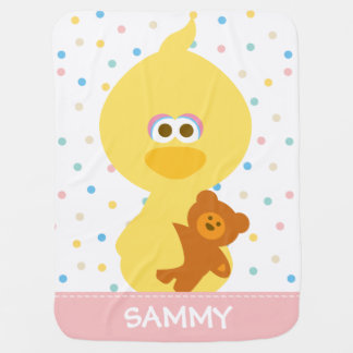 Couvertures Pour Bébé Le grands oiseau et nounours | de bébé ajoutent