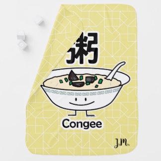 Couvertures Pour Bébé Les Chinois de bol de gruau de gruau de riz de