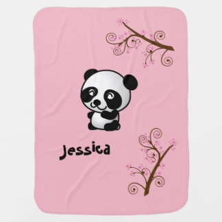 Couvertures Pour Bébé Panda Blanket nommé