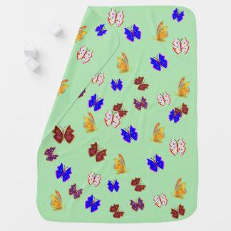 Couvertures Pour Bébé Papillon