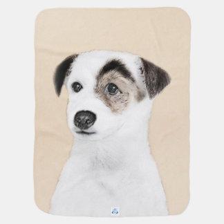 Couvertures Pour Bébé Pasteur Jack Russell Terrier