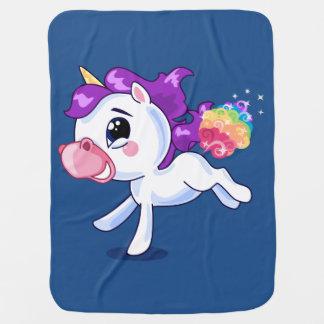 Couvertures Pour Bébé Pets de licorne