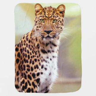Couvertures Pour Bébé Photographie de léopard