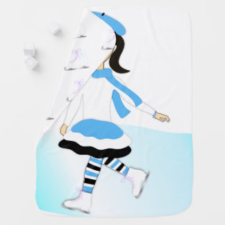 Couvertures Pour Bébé Princesse de glace