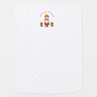 Couvertures Pour Bébé Princesse ukrainienne Baby Blanket