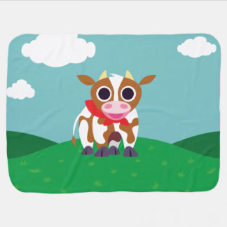 Couvertures Pour Bébé Reba la vache