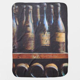 Couvertures Pour Bébé Vin vintage