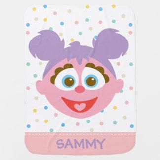 Couvertures Pour Bébé Visage   d'Abby Cadabby de bébé le grand ajoutent