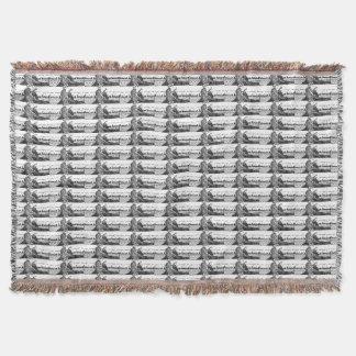 Couvertures Viking découpant des runes