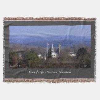 Couvertures Ville d'espoir - Newtown, le Connecticut