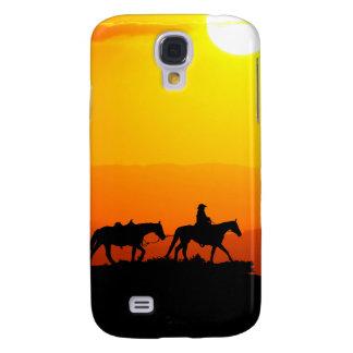 Cowboy-Cowboy-Texas-occidental-pays occidental Coque Galaxy S4