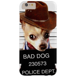 cowboy de chiwawa - chien de shérif coque barely there iPhone 6 plus