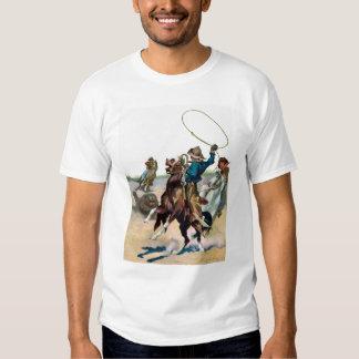 Cowboy de lasso t-shirt