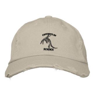 Cowboys de casquette de la Science