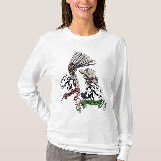 Cowboys et sweat - shirt à capuche d'Indiens
