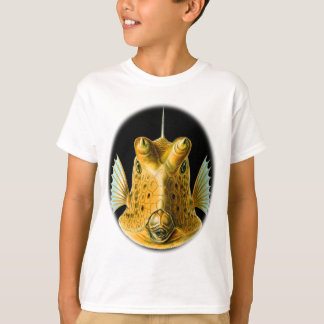 Cowfish Long-à cornes T-shirt