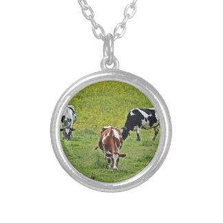 Cows_0068 Pendentif Rond