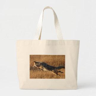 coyote sacs de toile