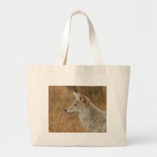 coyote sac en toile