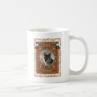 Coyote - tasse de café classique de Filou