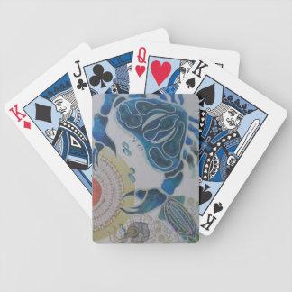 Crabe bleu jeu de cartes