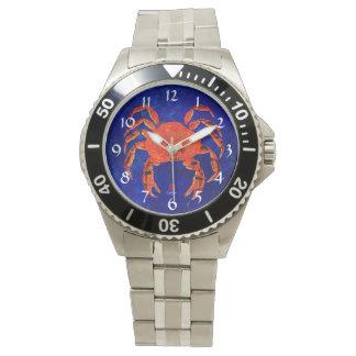 Crabe de Dungeness - la montre des hommes d'acier