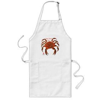 Crabe de Dungeness - long tablier