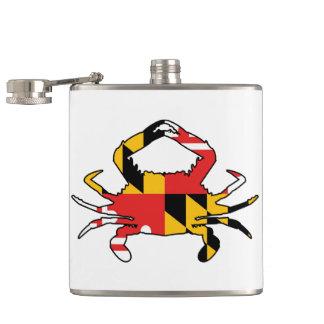 Crabe du Maryland Flasques