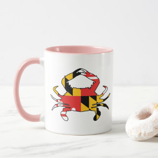 Crabe du Maryland Mugs
