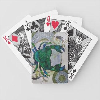 Crabe enragé jeu de cartes