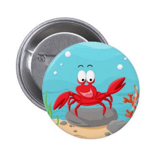 crabe mignon badge