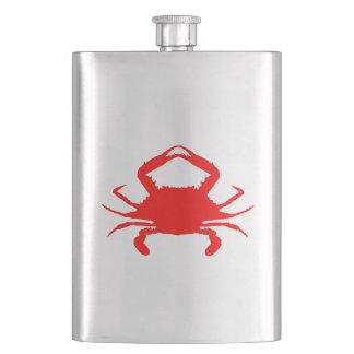 Crabe rouge gourde